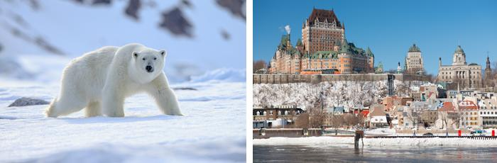 Places To Visit In Canada During Winter Rv Rental Canada