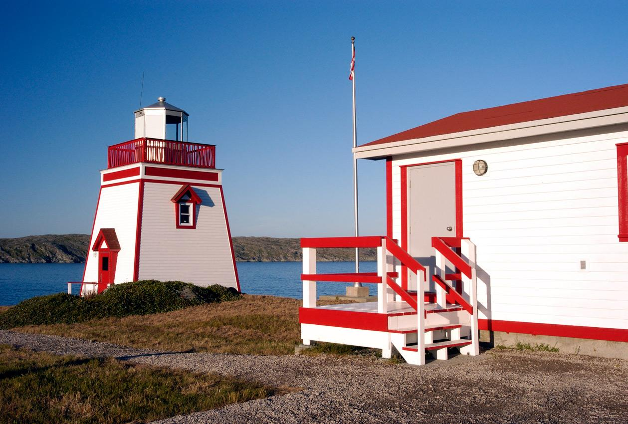 RV Travel St Anthony NL   Visit Canada   CanaDream   CanaDream
