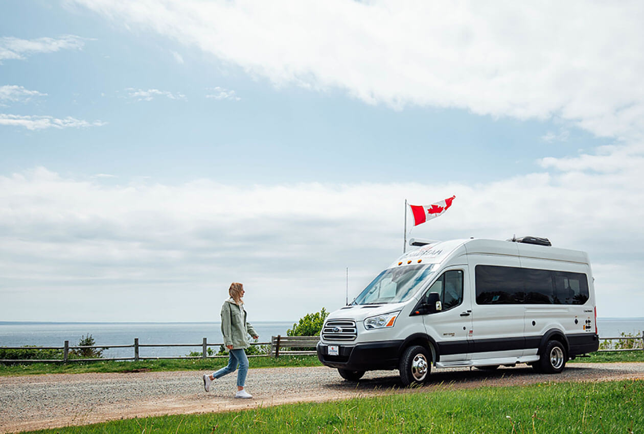 Rv Rentals Deluxe Van Camper Van Conversion Canadream
