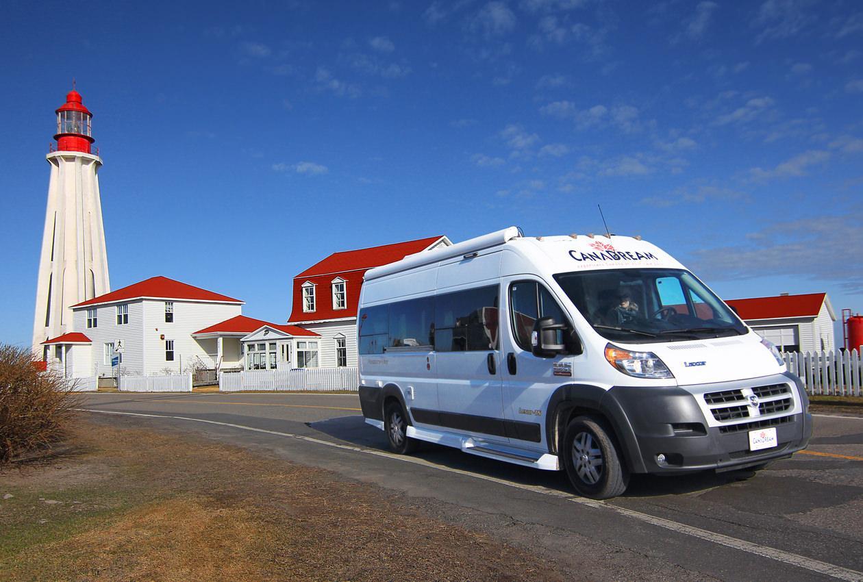 Leisure Travel Vans For Rent >> Deluxe Van Camper Rental