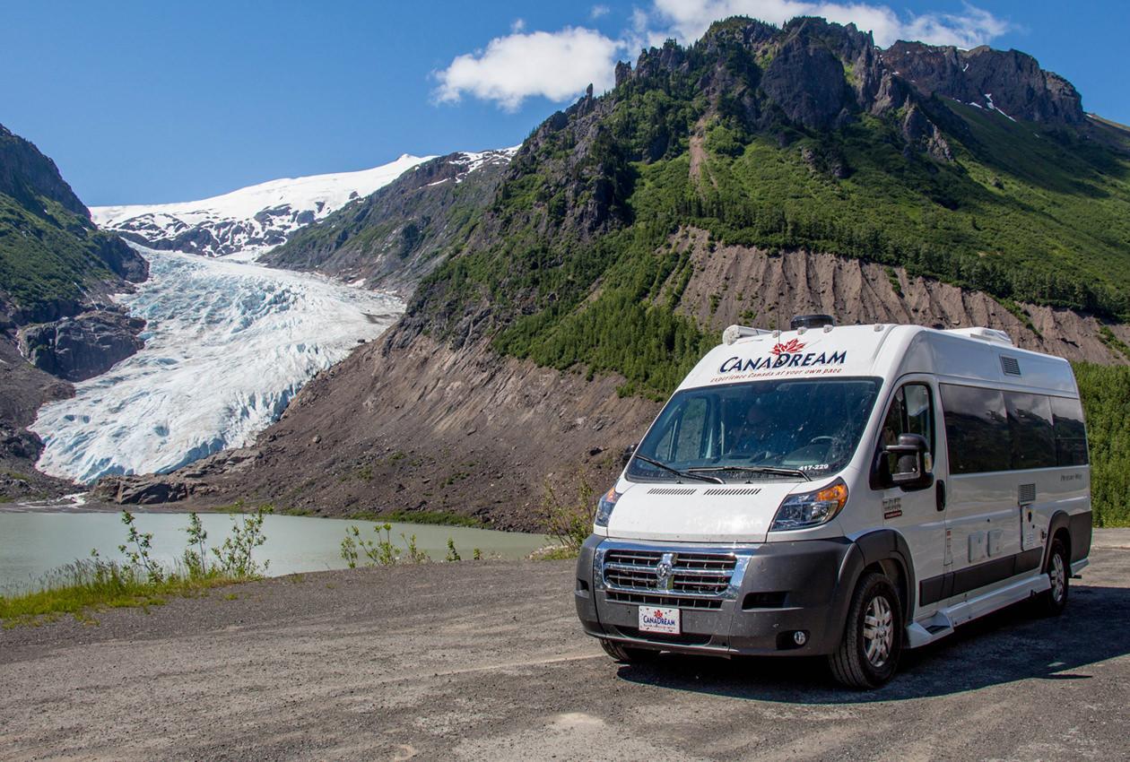 Deluxe Van Camper Rental