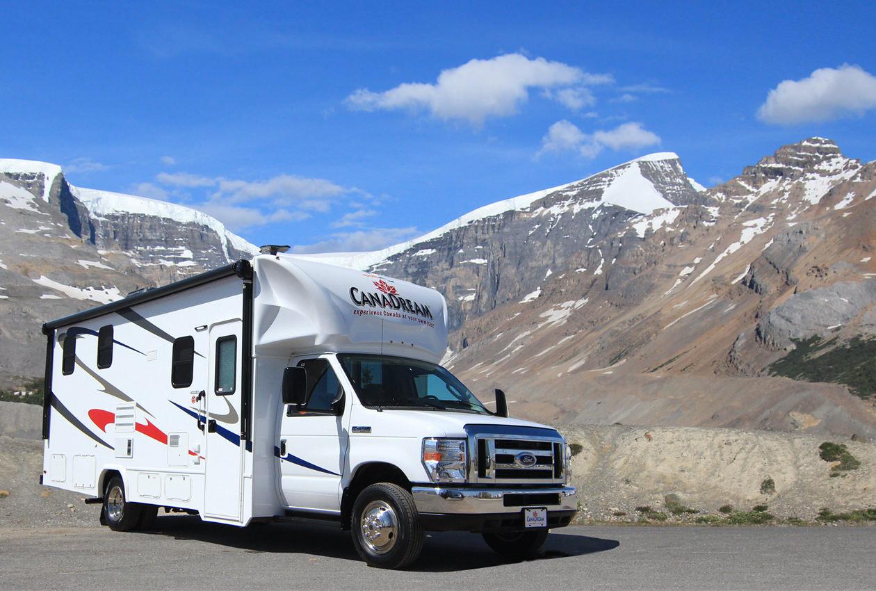 Super Van Camper Rental