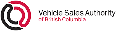 The Vehicle Sales Authority of BC